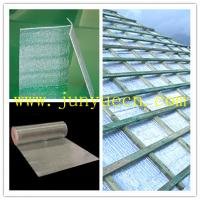 China Aluminum foil XPE thermo shed fire rated foil foam insulation board 4mm wholesale