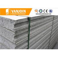 China Fast Speed Heat Insulation Sandwich Wall Panels For Two Storey Prefab Houses wholesale