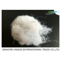 China Low Defect Rates Non Woven Polyester Fiber 80D X 64MM For Insulation Panels wholesale