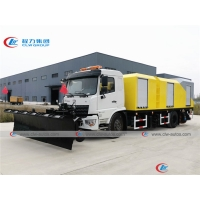China Dongfeng Multifunctional Ice Breaking And Snow Removal Vehicle wholesale