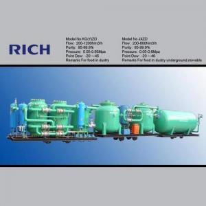 China PSA Nitrogen gas generation wholesale