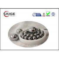 China DIN Standard 1.3505 Precision Steel Balls 5/32 Inch Diameter Grade 10 In Stock wholesale