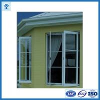 China Double Glass Outside Opening Aluminum Casement Window wholesale