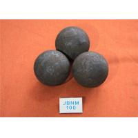 Quality High Performance D 100mm Grinding Steel Balls High Density and High Precision for sale