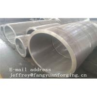 China Rolled Forged Sleeves Max Length 1240 mm  4140 42CrMo4 34CrNiMo6 Heat Treatment And Rough Machined wholesale