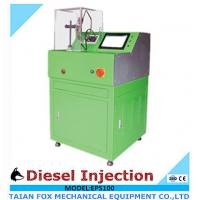 China 4kw/380v/3phase,touch screen Common Rail Diesel Injector Test Bench(EPS-100) wholesale