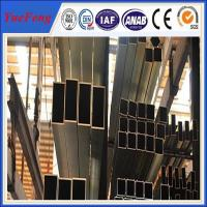 China Top aluminium pipe manufacturers with hundred sizes of anodized aluminium tube wholesale