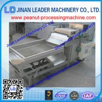 China china manufacturer new design high quality peanut cutting machine with screening design wholesale