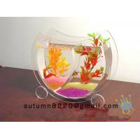 China acrylic custom fish aquarium wholesale