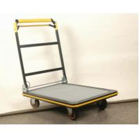 China Foldable Platform Trolley With Brake on sale