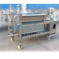 China Made-in-China Customized Wbg Series Plate Frame Filter wholesale
