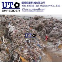 China ragger wire from pulp paper factory shredder / kraft paper waste shredder/ waste cradboard crusher/ on sale