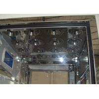 Quality Pharmaceutical Class 100 Cleanroom Air Shower With Rapid Rolling Door for sale