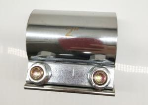 """China 2"""" 304 Grade Iso Passed Stainless Steel Muffler Clamps wholesale"""