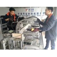 China Busbar Semi-Automation Processing Machine For Busway Reversal And Overturn wholesale