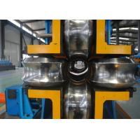 China High Frequency ERW Pipe Mill Line , Stainless Steel Tube Mill wholesale