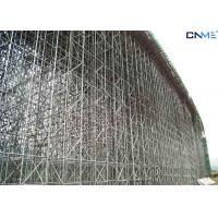 China Fast Assembly Shoring Scaffolding Systems Shoring Towers Steel Tube Material on sale