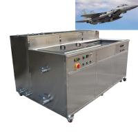 China Aircraft Accessories Industrial Ultrasonic Cleaning Machine For Steel Aluminum Copper Brass wholesale