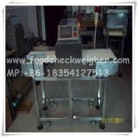 China metal detector for hair care chemicals production line,chemical metal detector wholesale