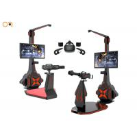 Buy cheap Theme Park Virtual Reality Shooting Simulator With HTC VIVE Glasses from wholesalers
