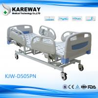 China Five Position Full Electric Nursing Bed Headboard And Footboard For Surgical Patient wholesale