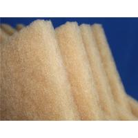 Quality Heat Resistance Synthetic Filter Media Cotton , Sponge Air Filter Material for sale