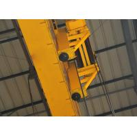 Quality Single Beam Travelling Overhead Crane , Low Headroom Bridge Crane With End for sale
