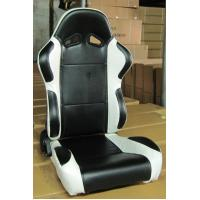 China Eco Friendly Sports Car Seats , Light Weight Racing Seats Multi Material Colors wholesale