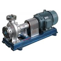 China WRY high temperature oil circulation pump with high performance,low noise wholesale