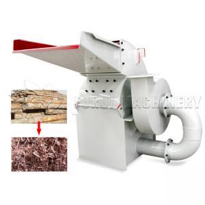 China Hammer Mill Wood Pulverizer Machine  / Wood Chipper Machine 2500-3000 Kg/H wholesale