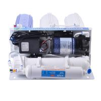 Buy cheap White Undersink Reverse Osmosis Water Filtration System 5 Stages KK-RO50G-A from wholesalers
