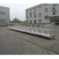 China ZLP800 Aluminum suspended platform for building cleaning wholesale