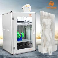 China ABS / TPU / Nylon high resolution Industrial 3D Printer 0.05mm layer thickness wholesale