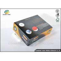 Quality Embossing CMYK Cardboard Gift Boxes Recycled Paper Materials Environmental Friendly for sale
