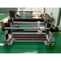 China Plastic Film Slitting Machine for BOPP, PVC, Pet, PE wholesale