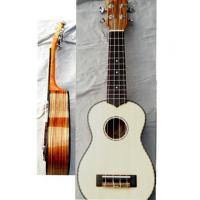 China Zebra Wood Back EllipticalHawaii Guitar Ukulele Four String Pro Mini Guitar AGUL20 wholesale