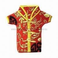 China Chinese Characteristic Clothing Embroidered Art, Small Orders are Welcome on sale