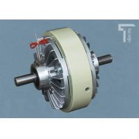 China 200NM Dual Spindle Magnetic Brake Clutch For Packing Machines 20KG Weight True Engin Powder Brake wholesale