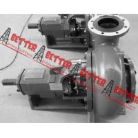 China Mud Tank Pump BETTER Mission Magnum 8x6x14 Centrifugal Pump Complete w/Mechanical Seal Carbon Tungar wholesale