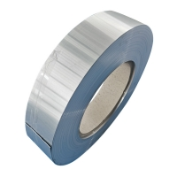 China 0.4mm 0.5mm Thick Thin Aluminum Strip Coil 1060 h14 1050 1100 3003 3005 5052 6061 Aluminum Strip for Channel Letter wholesale