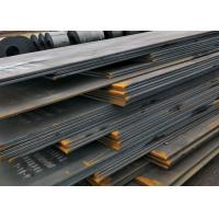 China ASTM A36 customized MS Hot Rolled Plate Steel Hot Dip Galvanized Surface wholesale