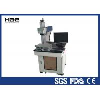 Buy cheap Cnc Metal Fiber Laser Marking Machine Co2 Laser Engraving Machine high speed from wholesalers