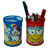 Quality New Fashion,waterproof and eco-friendly plastic pen holder manufacturer for sale