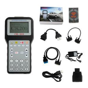 China Newest Version V50.01 Auto Key Programmer CK-200 CK200 Car Locksmith Tools No Token Limited wholesale