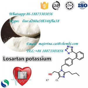 China Losartan Potassium Anti-Hypertension/ Angiotensin/Blood Pressure Treatment CAS 124750-99-8 wholesale