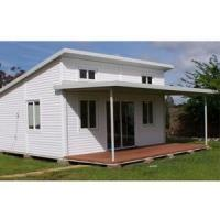 Buy cheap Prefab Fashion Sandwich Panel Flat Pack Modular House Modern 2 Bedrooms 80m2 from wholesalers