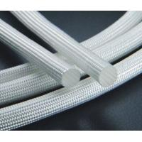China Cable Heat Protection Heat Insulation Sleeve Silicone / Resin Coated Multi Color wholesale