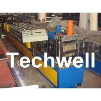 China Steel Stud and Track Cold Roll Forming Machine For Light Steel Structure Truss wholesale