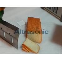 Quality 1000W Ultrasonic Food Cutting Machinery for Cake Candy Cheese Fish Chocolates for sale
