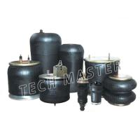 China Black Truck Air Springs Bag Firestone Suspension Bellow Parts Neutral Cartons Packing wholesale